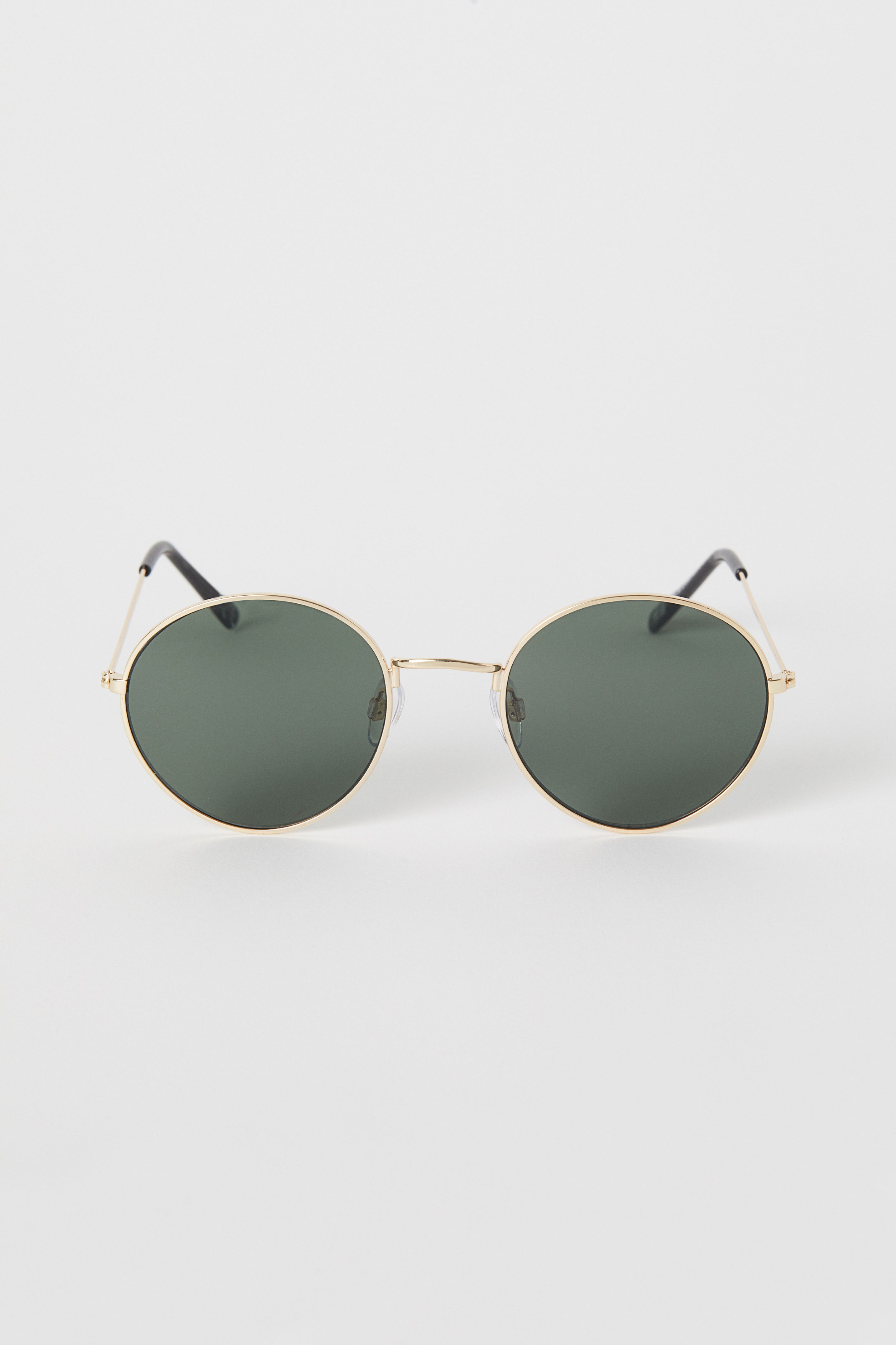 Sunglasses - Gold-Colored/Black