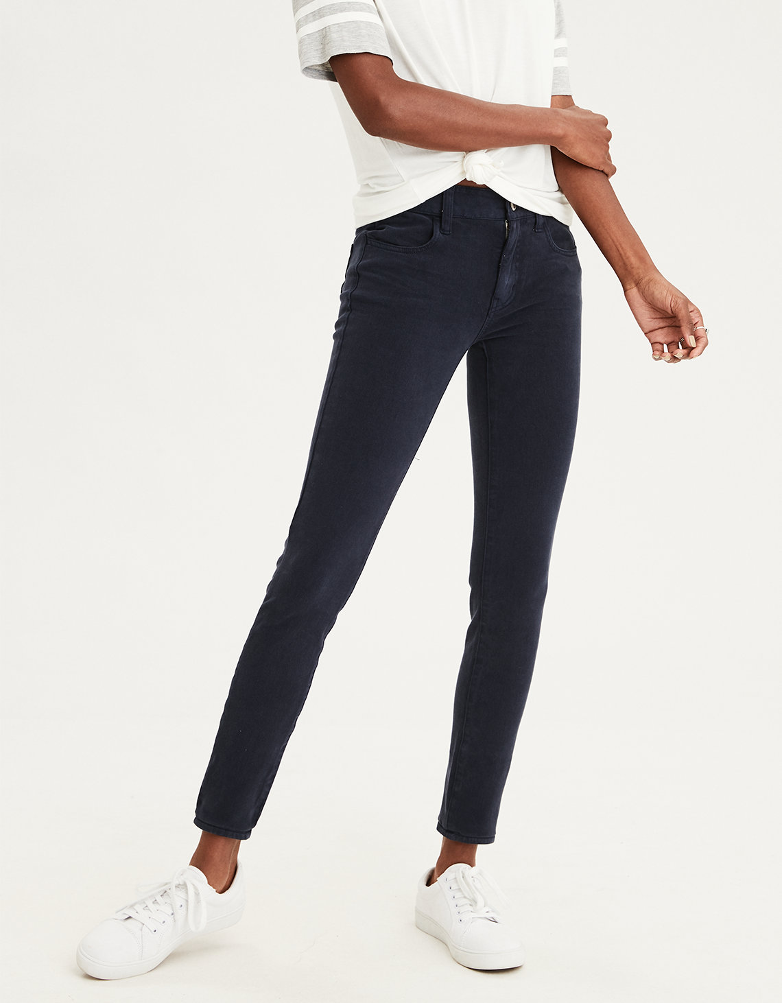 AE 360 Ne(X)T Level Jegging - Navy